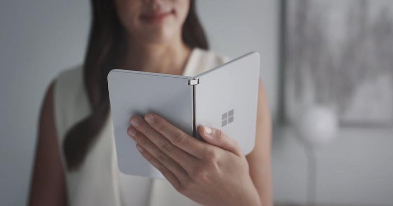 Surface Duo Microsoft