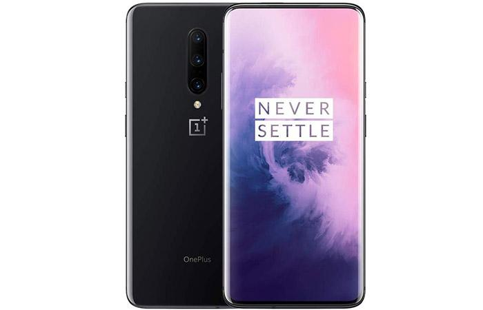 Frontal y trasera del OnePlus 7 Pro
