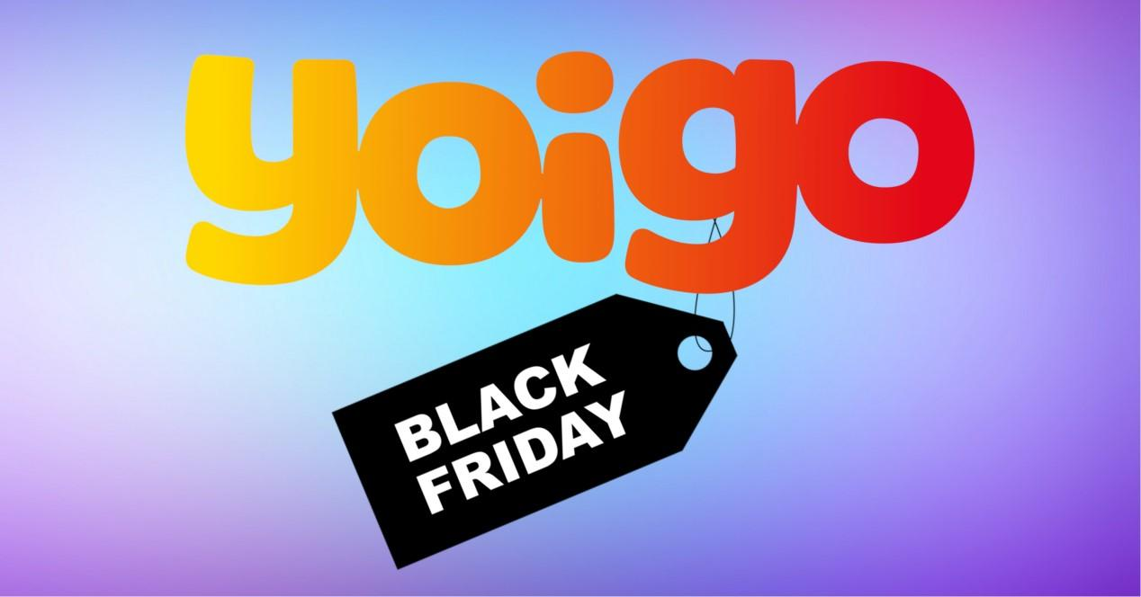 Yoigo Black Friday