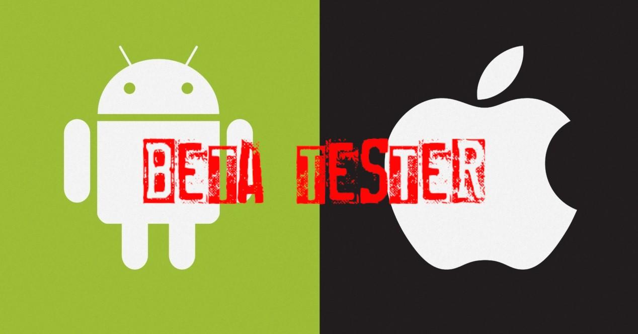 android y apple beta tester