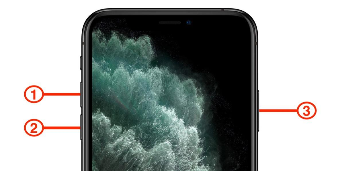 reiniciar iphone xr