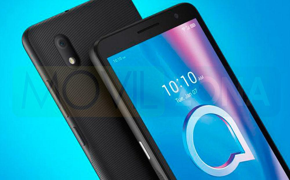 Alcatel 1S 2020 frontal