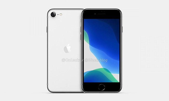 Renders iPhone 9-2
