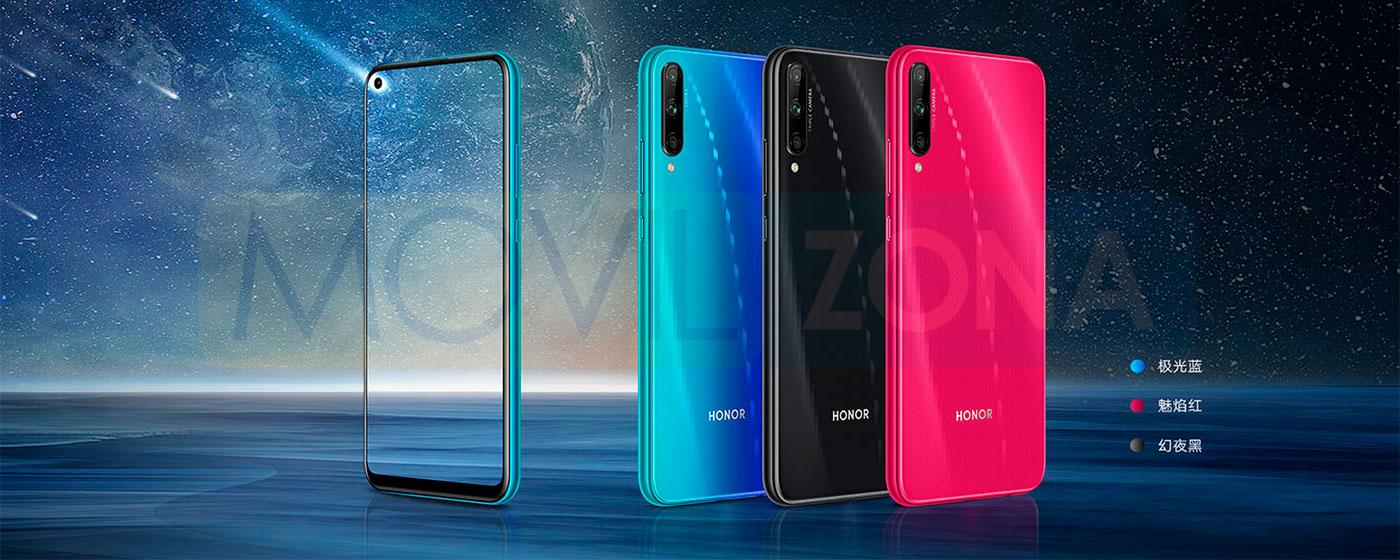 Honor Play 3 colores