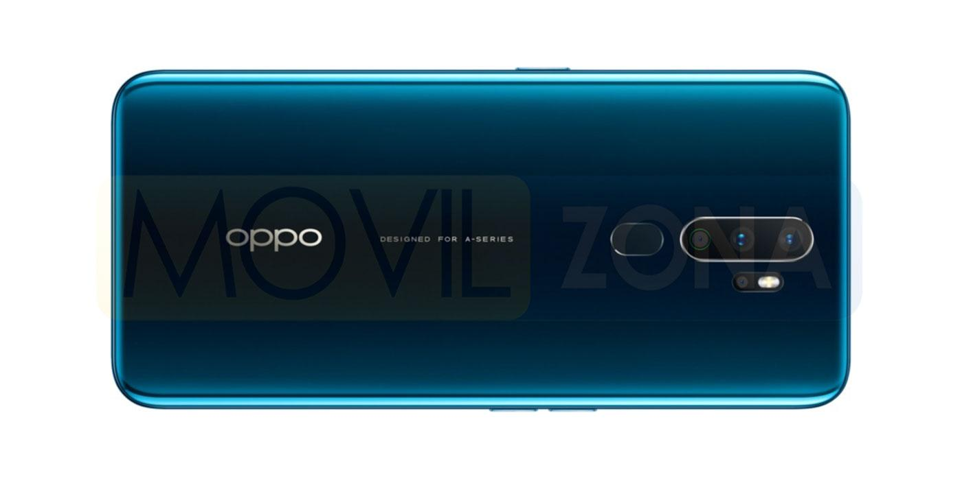 OPPO A9 2020 color