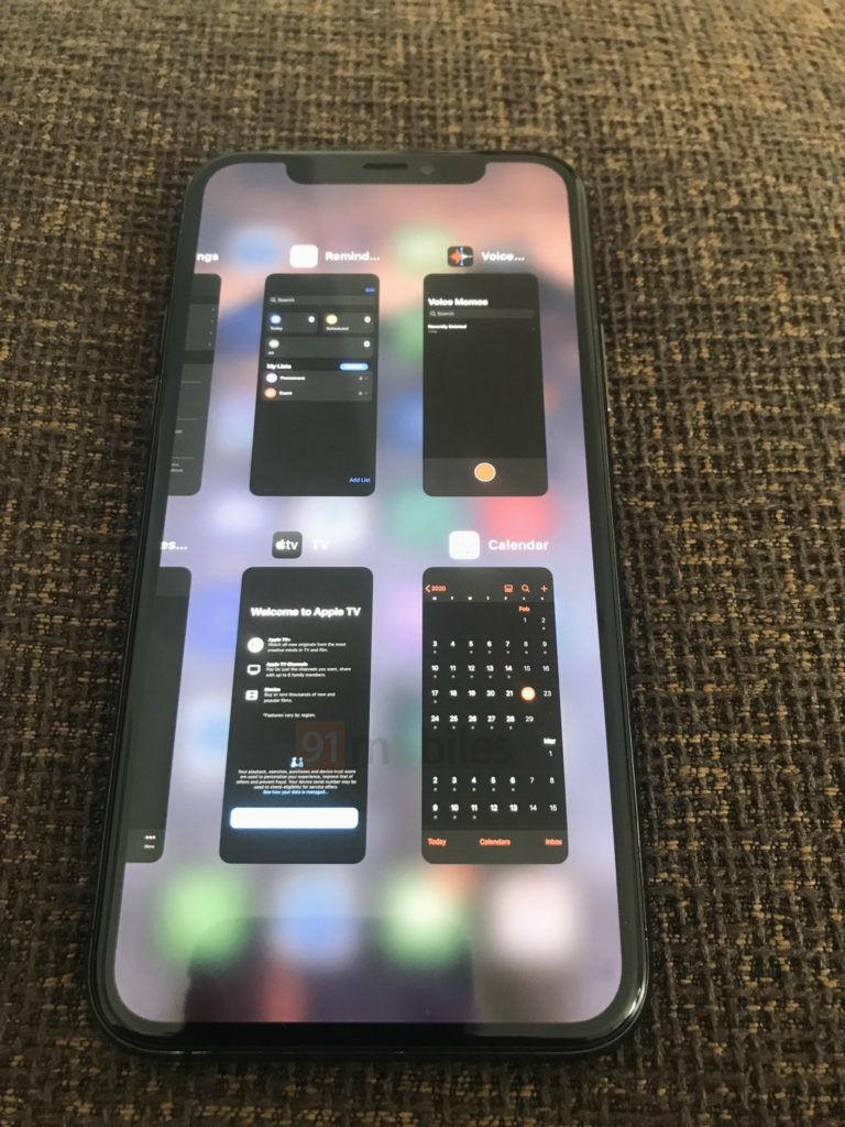 iOS 14 multitarea