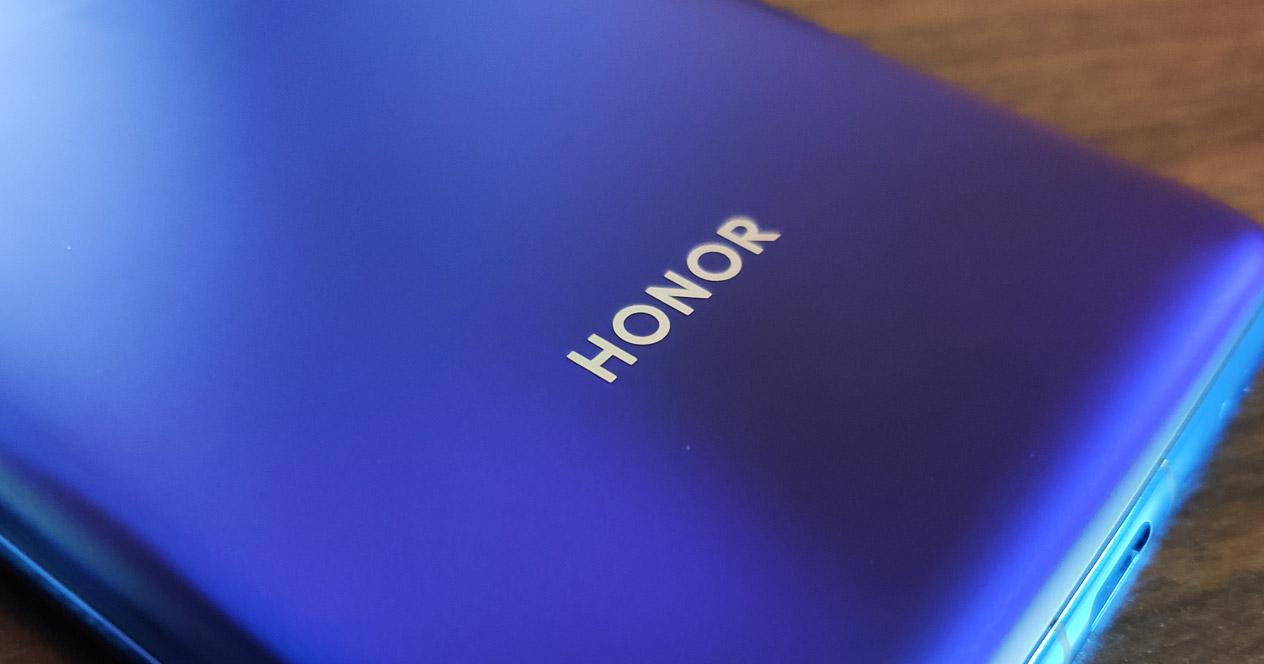Logotipo del Honor view30 Pro