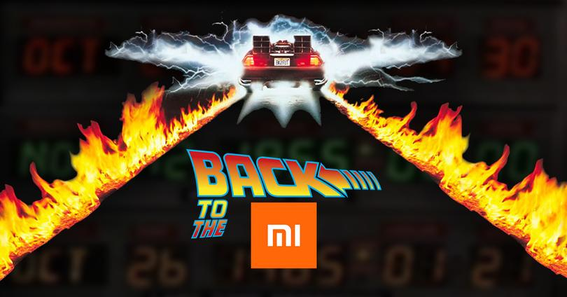 devolver version miui xiaomi