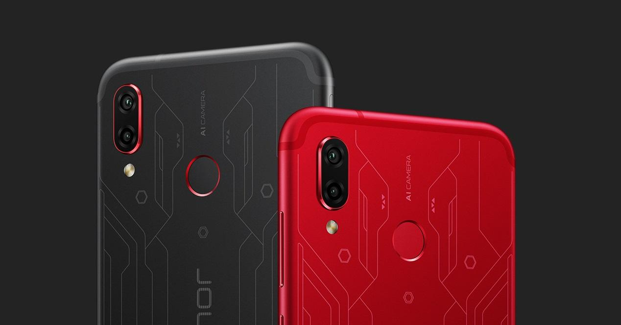 honor play colores