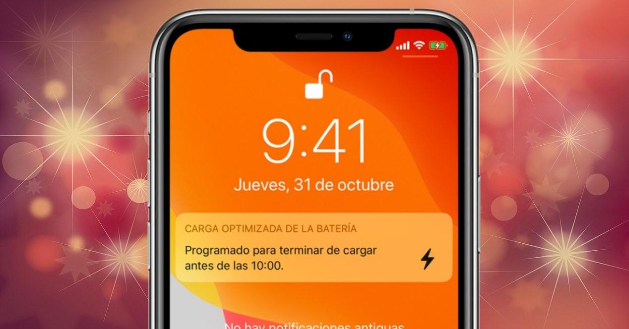 iPhone 11 carga optimizada 01