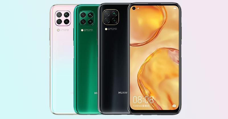 Colores Huawei P40 Lite