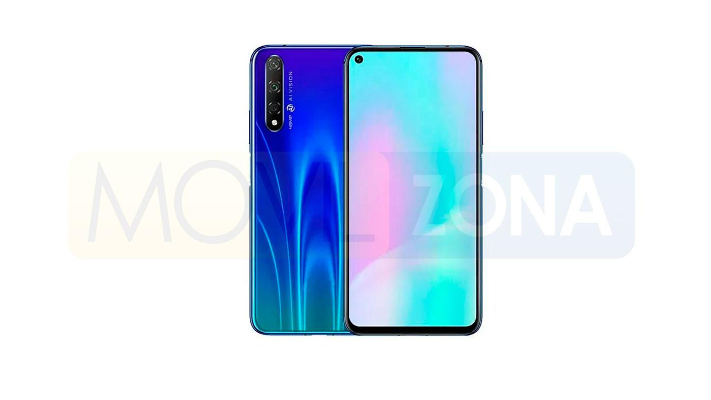 Honor 20s color