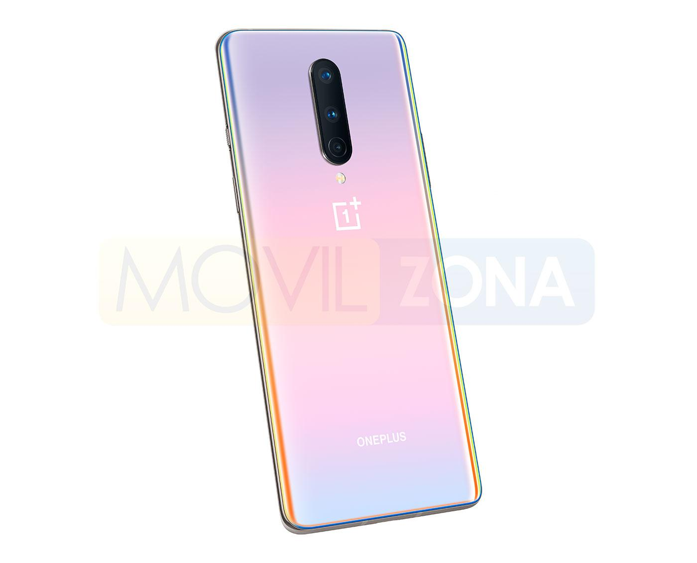 OnePlus 8 interestelar