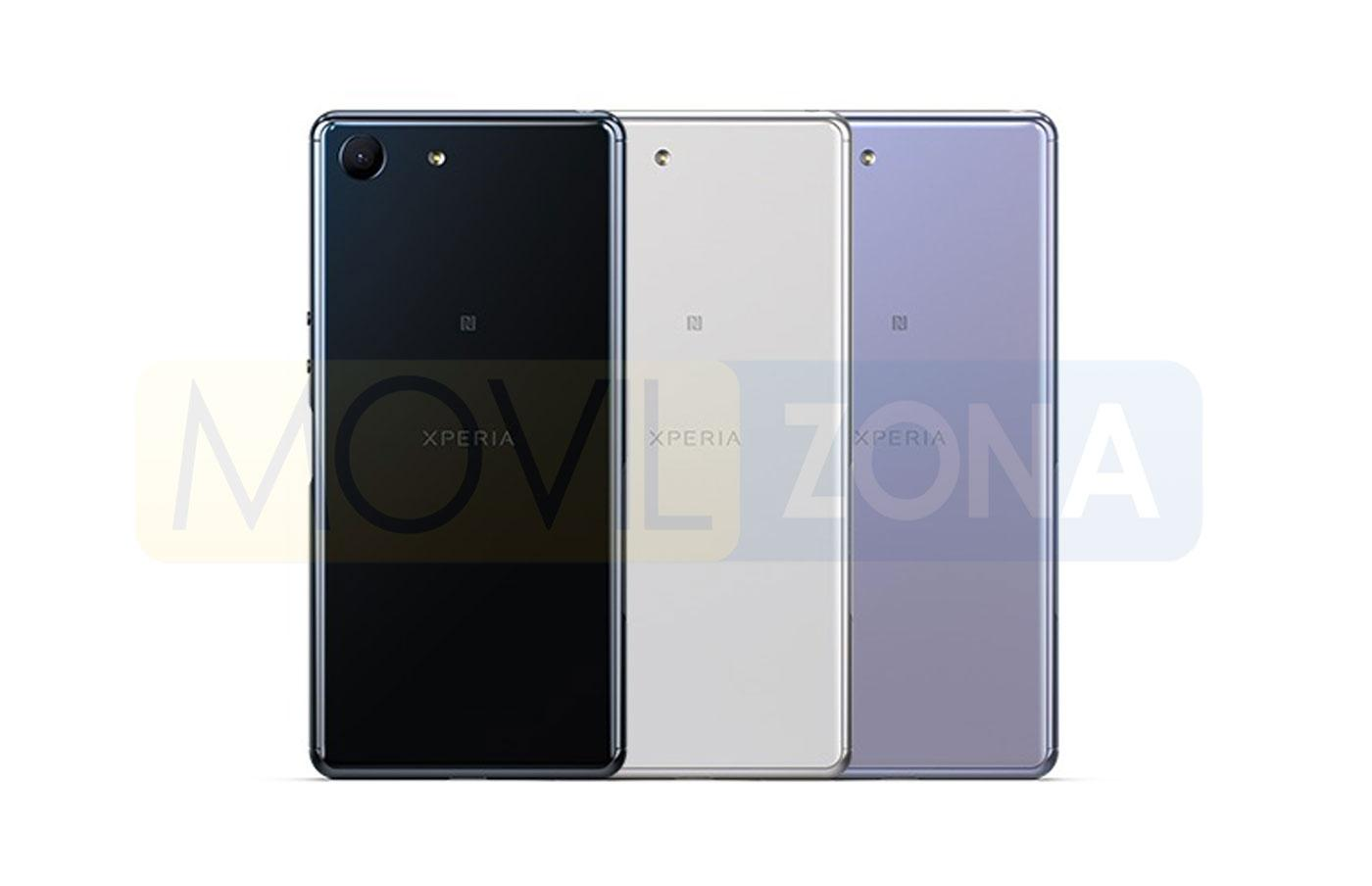 Sony Xperia Ace colores