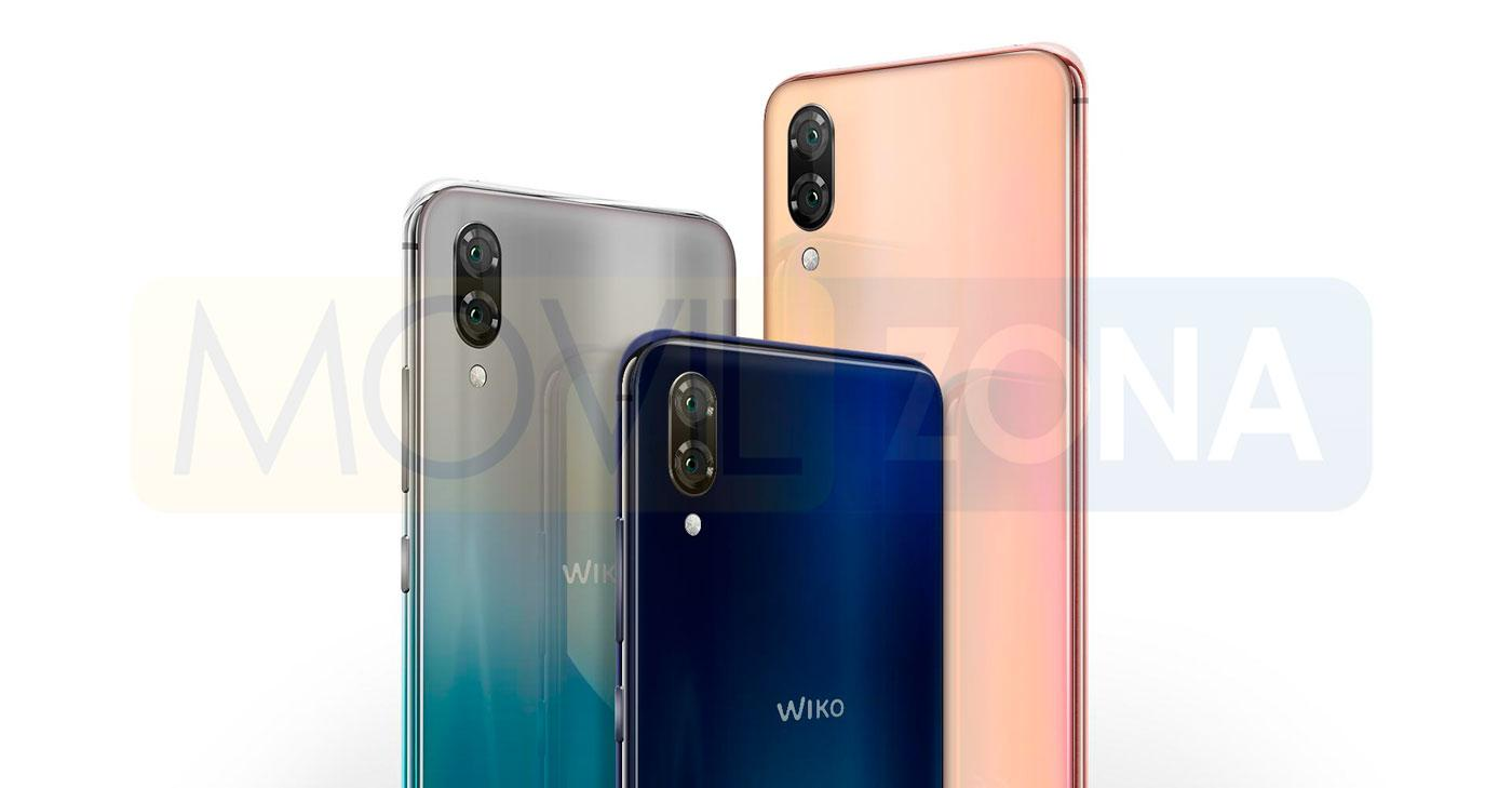 Wiko View 3 Lite color