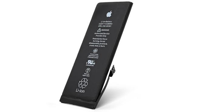 apple iphone 8 bateria