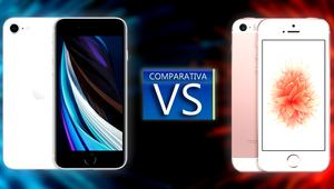 iPhone SE 2020 vs iPhone SE. Así cambia lo más barato de Apple