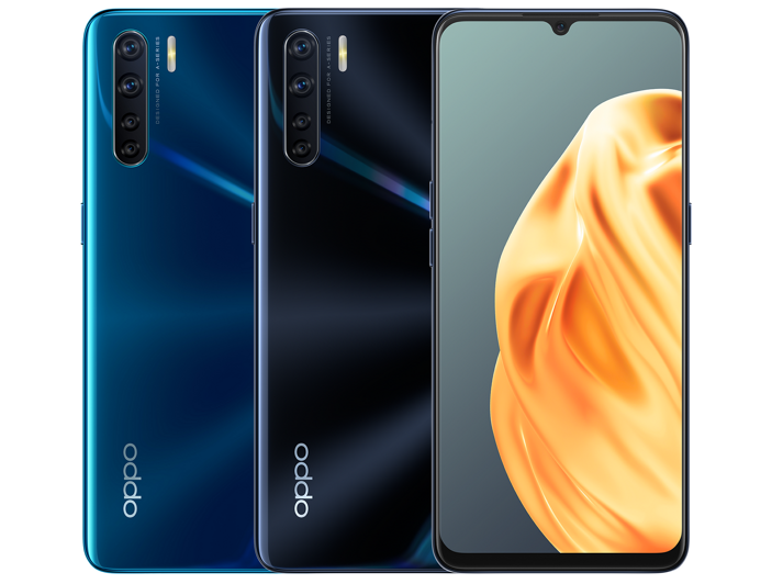 oppo a91 colores