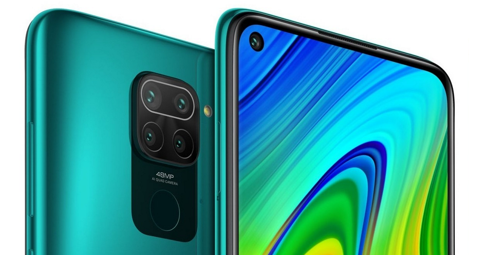 redmi note 9 camaras