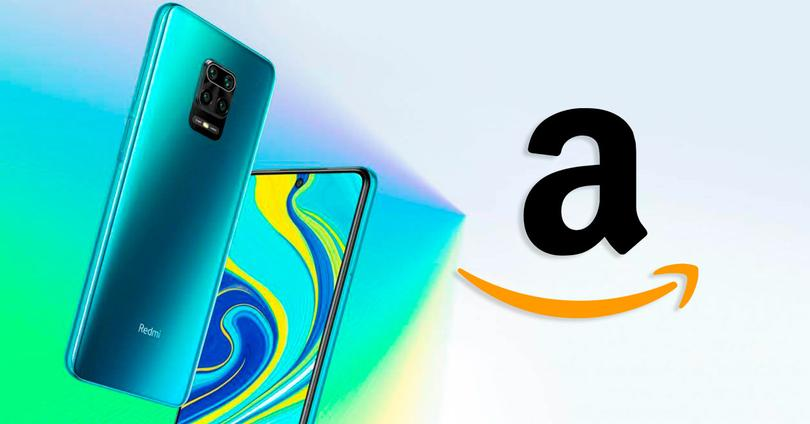 Redmi Note 9s amazon