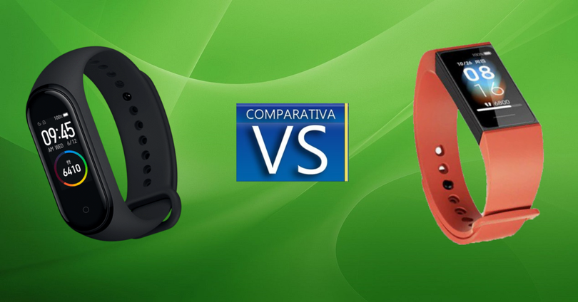 xiaomi mi band 4 vs redmi band