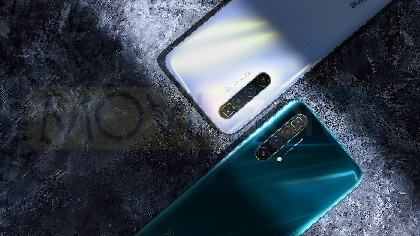 Realme X3 SuperZoom colores