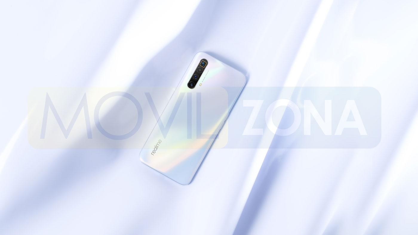 Realme X3 SuperZoom blanco