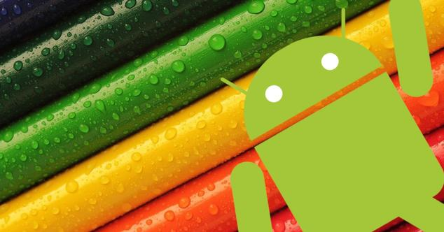 android colores