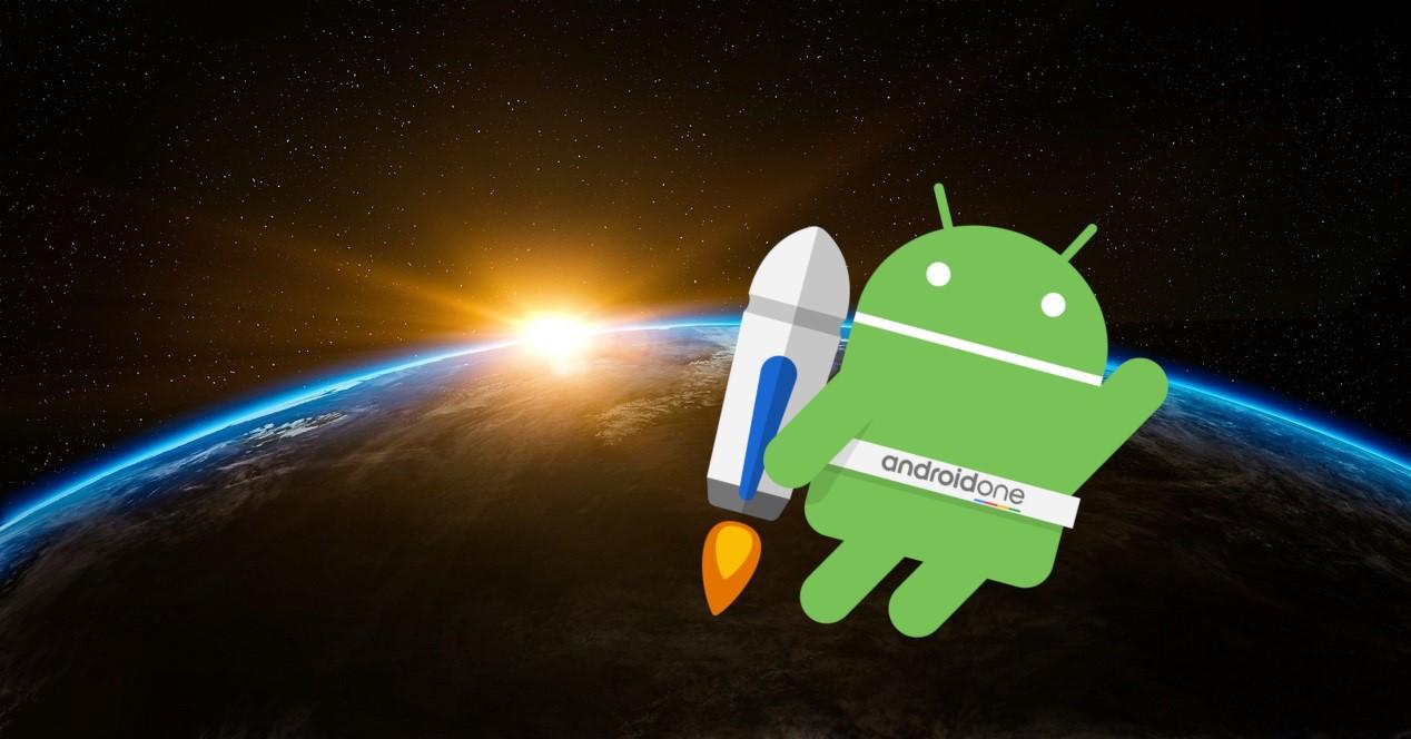 android one volando