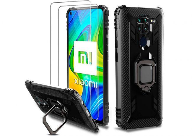 fundas Redmi Note 9