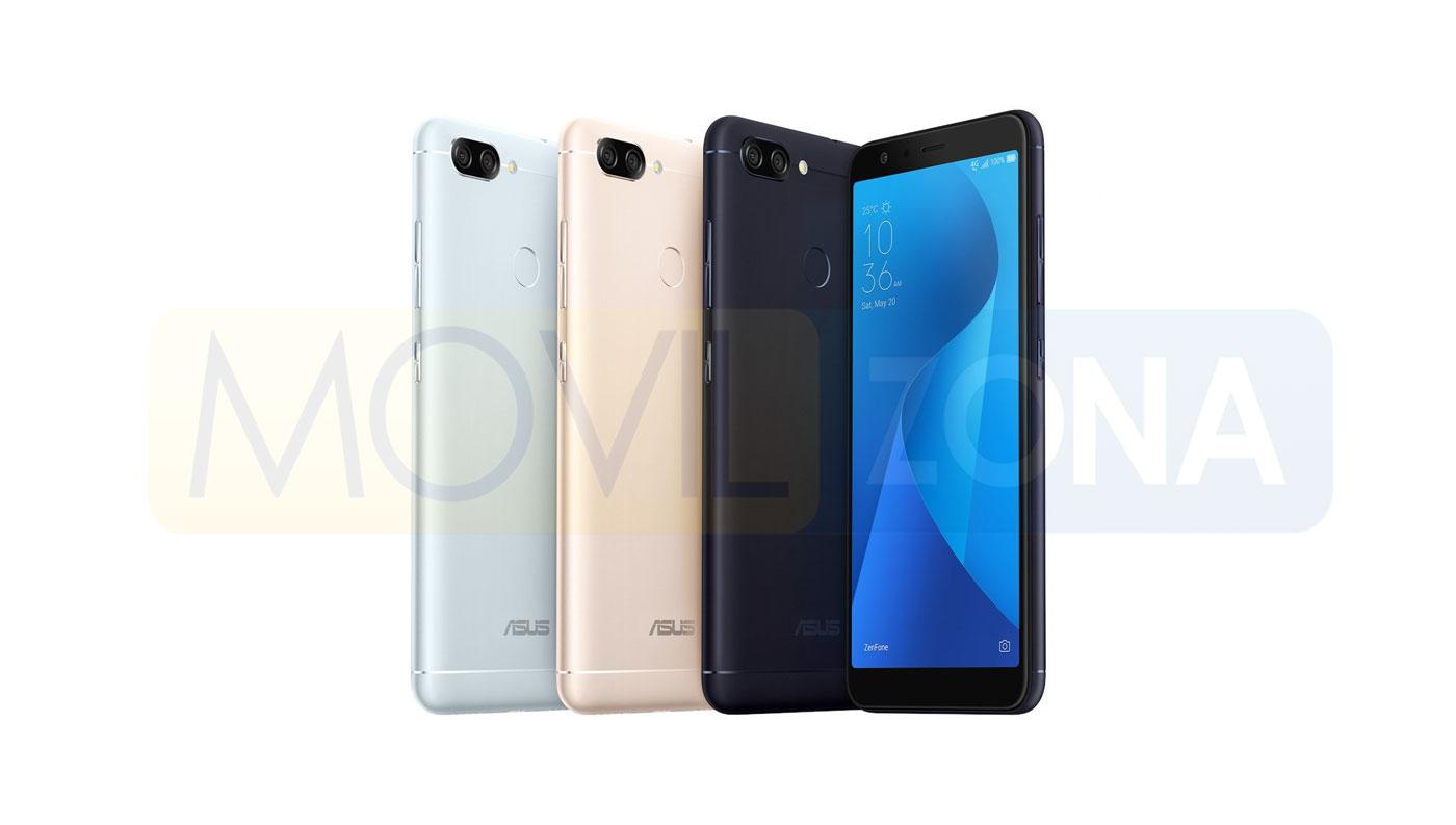 Asus ZenFone Max Plus (M1) color