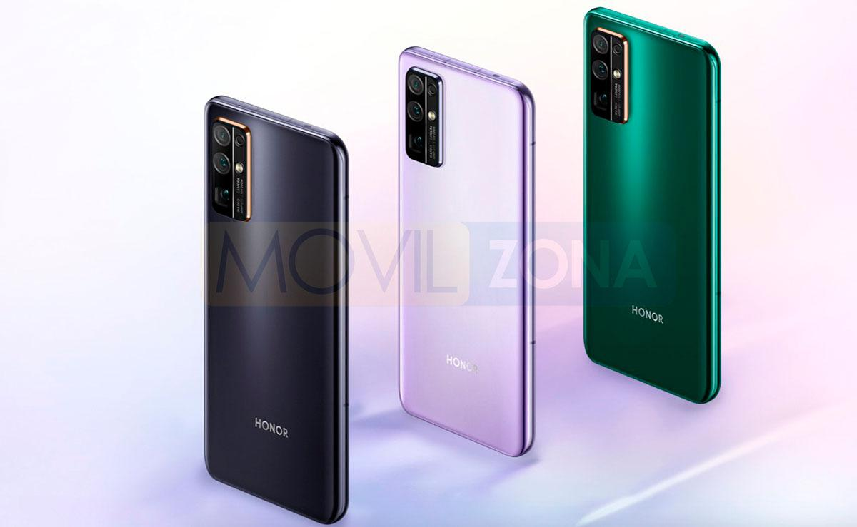 Honor 30 color