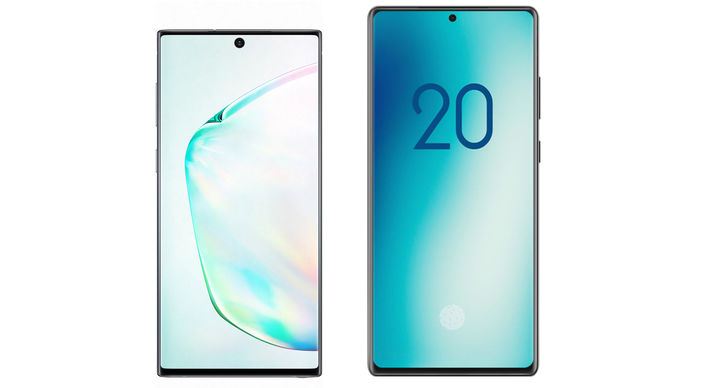 note 10 vs note 20
