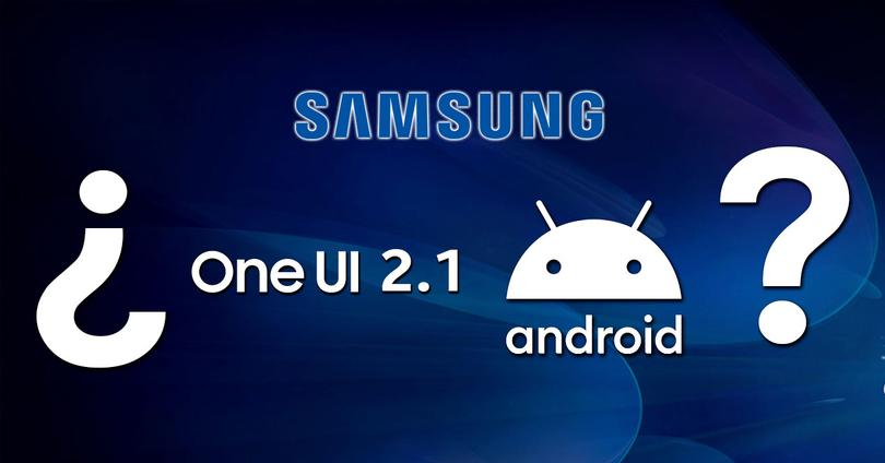 samsung android one ui 2.1