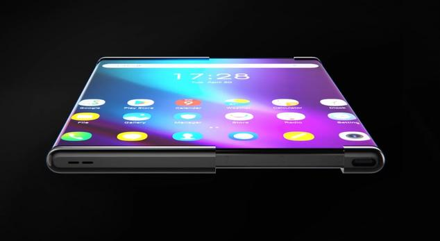 tcl-rollable-phone
