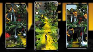 Juego Android Jungle Final Run, corre y salta para salvar tu vida