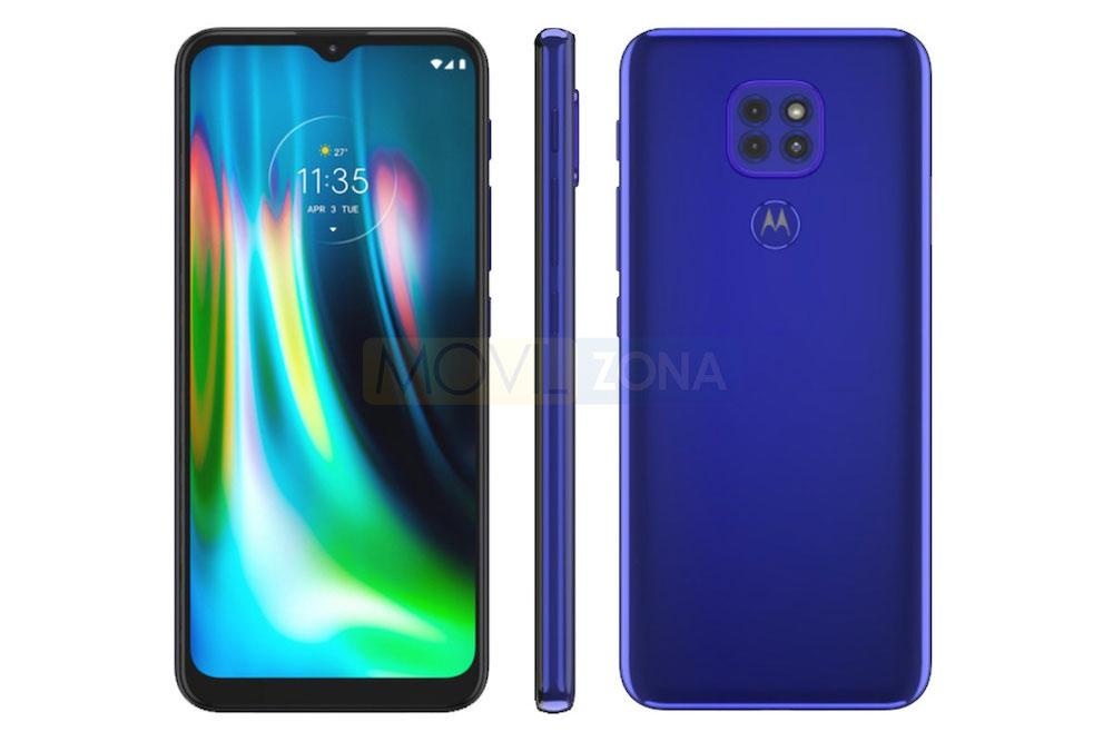 MOTO G9 Play color
