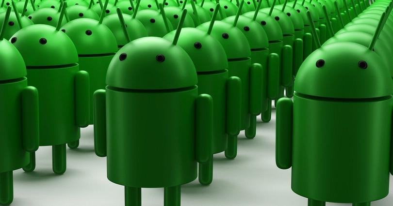 ejercito de android