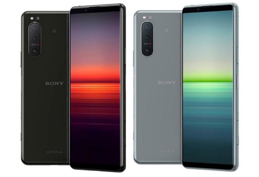 Sony Xperia 5 II colores
