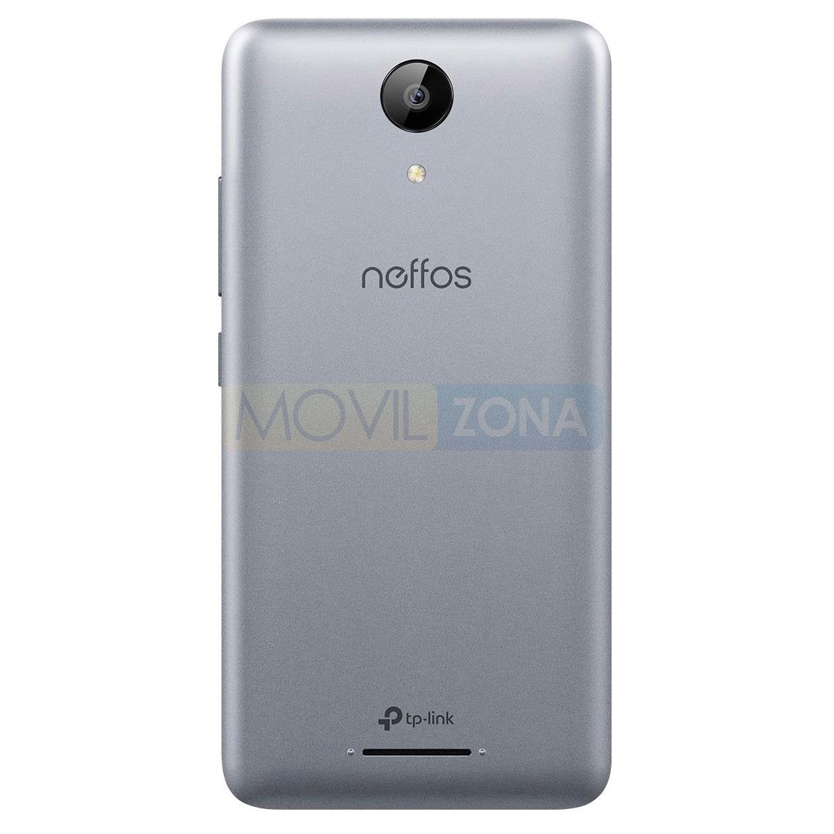 TP-Link Neffos C7A trasera