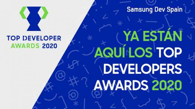 Top Developer Awards