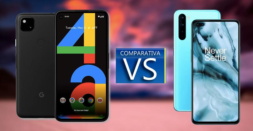 google pixel 4a vs oneplus nord