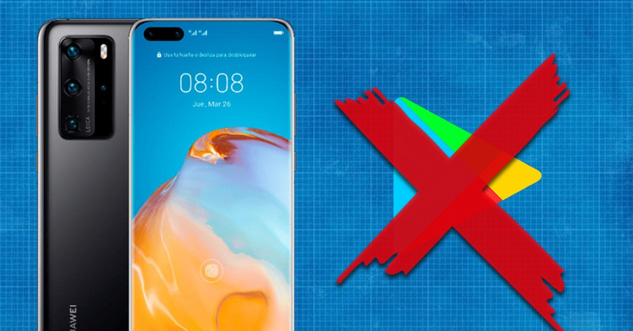 instalar apps huawei sin play store