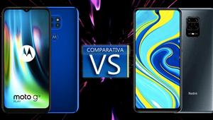 Moto G9 Play vs Redmi Note 9s. ¿Cuál es mejor gama media?