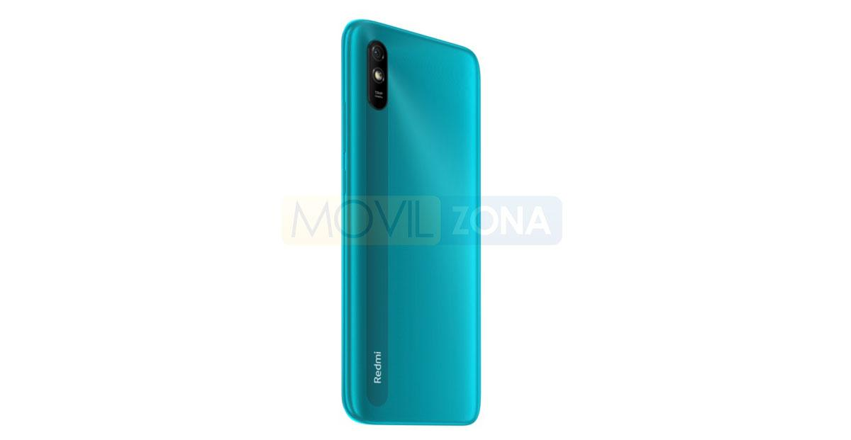 Xiaomi Redmi 9At verde