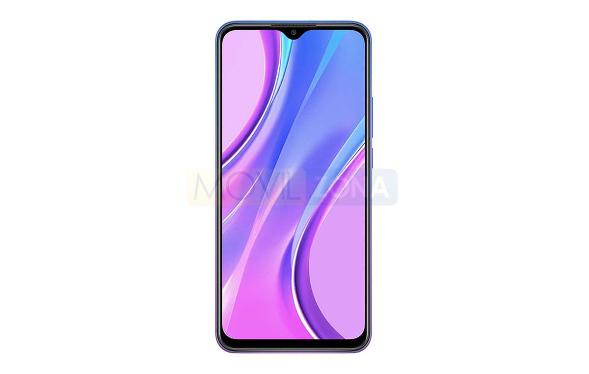 Xiaomi Redmi 9At pantalla
