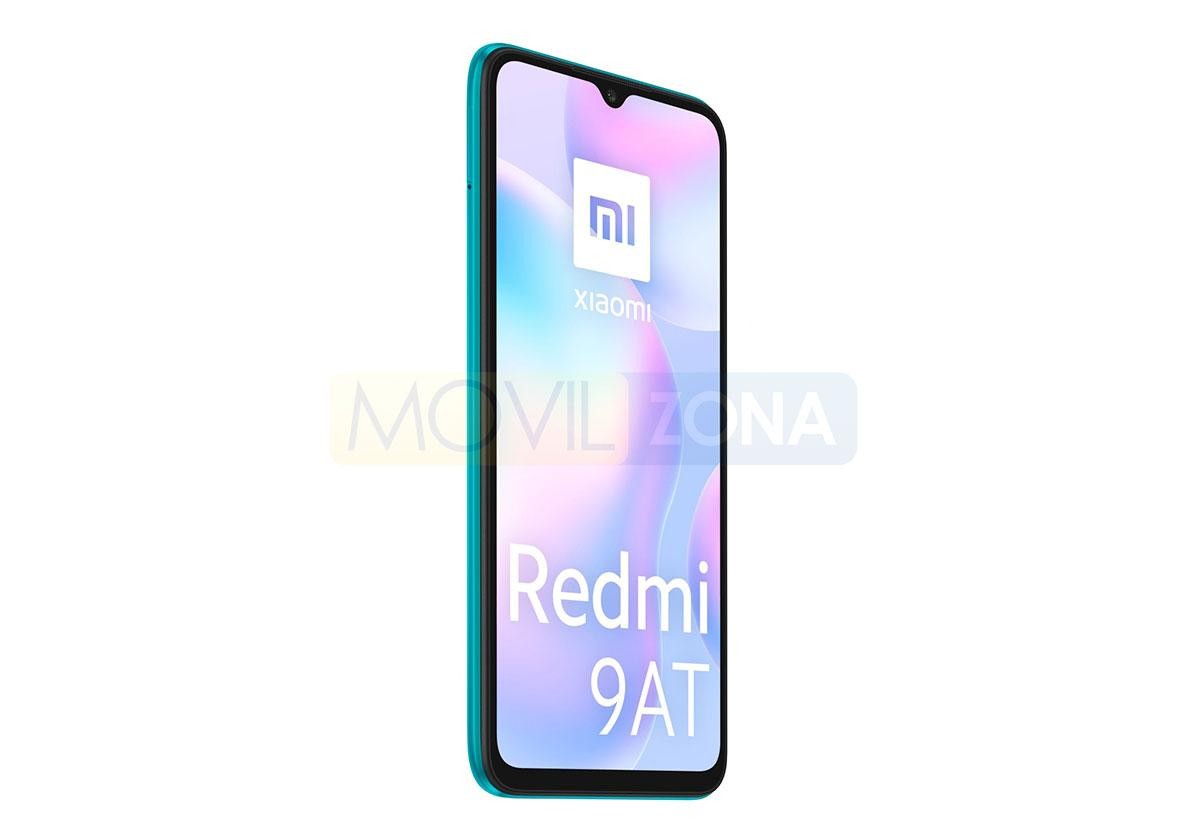 Xiaomi Redmi 9At diseño