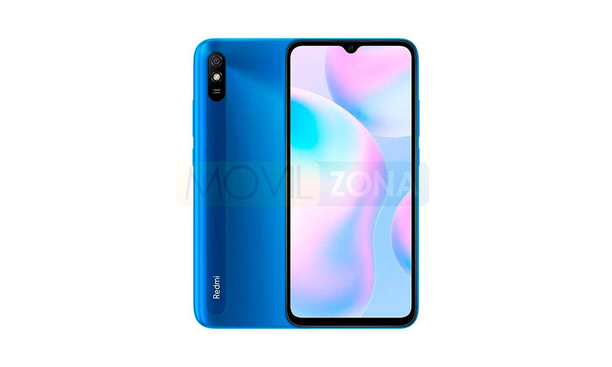 Xiaomi Redmi 9At azul