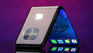 El iPhone plegable de Apple se arreglará solo