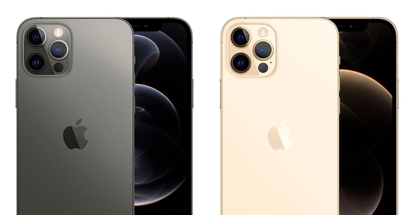 colores iPhone 12 Pro